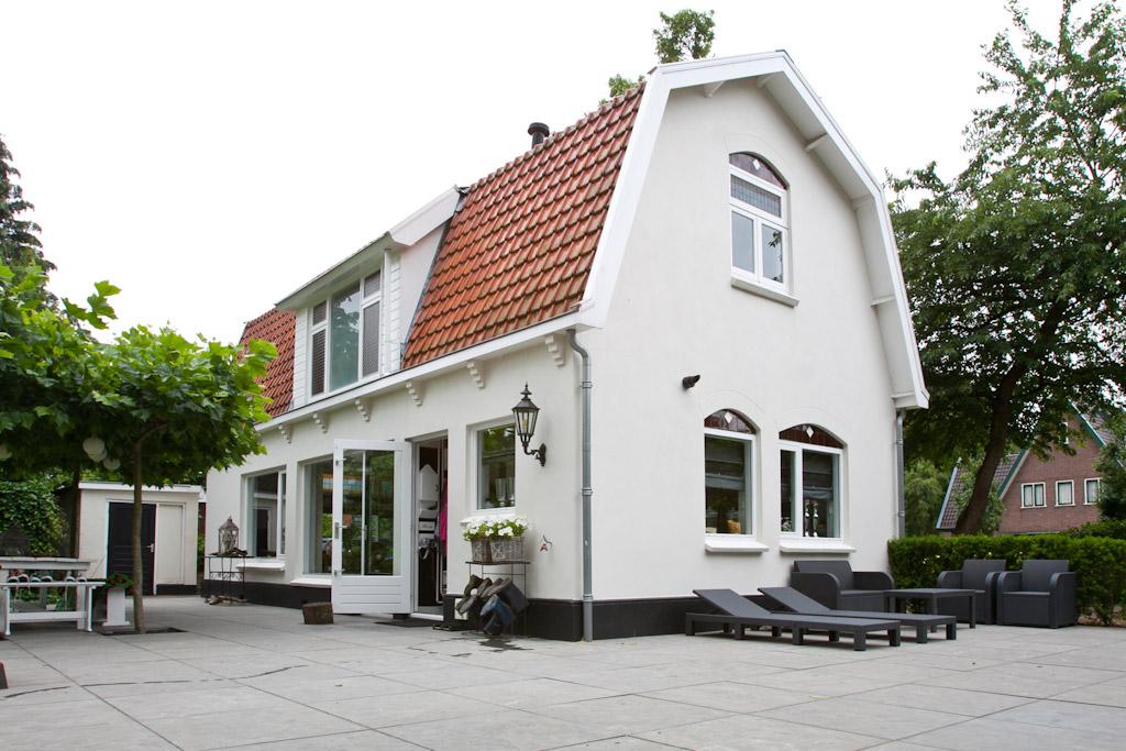 Referenties van sama bouw bouw onderhoud - Buitenkant thuis ...
