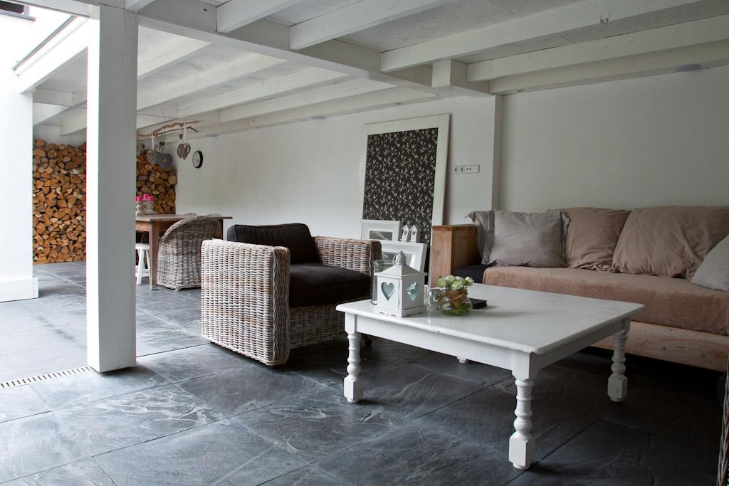 Referenties van sama bouw bouw onderhoud - Interieur van een veranda ...